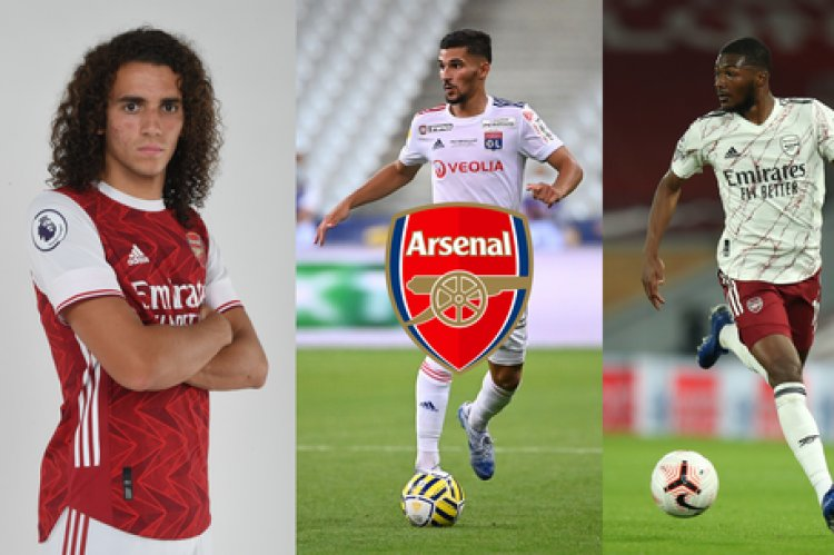 Arsenal transfer news and rumours live: Aouar admission, Guendouzi talks, Partey decision