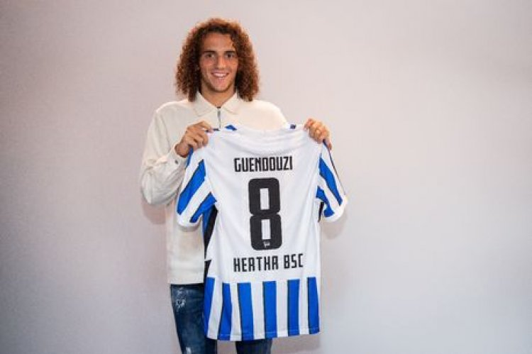 Matteo Guendouzi breaks his silence on why he has signed for Hertha Berlin from Arsenal