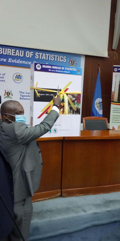 Uganda 95% food self-sufficient: UBOS report