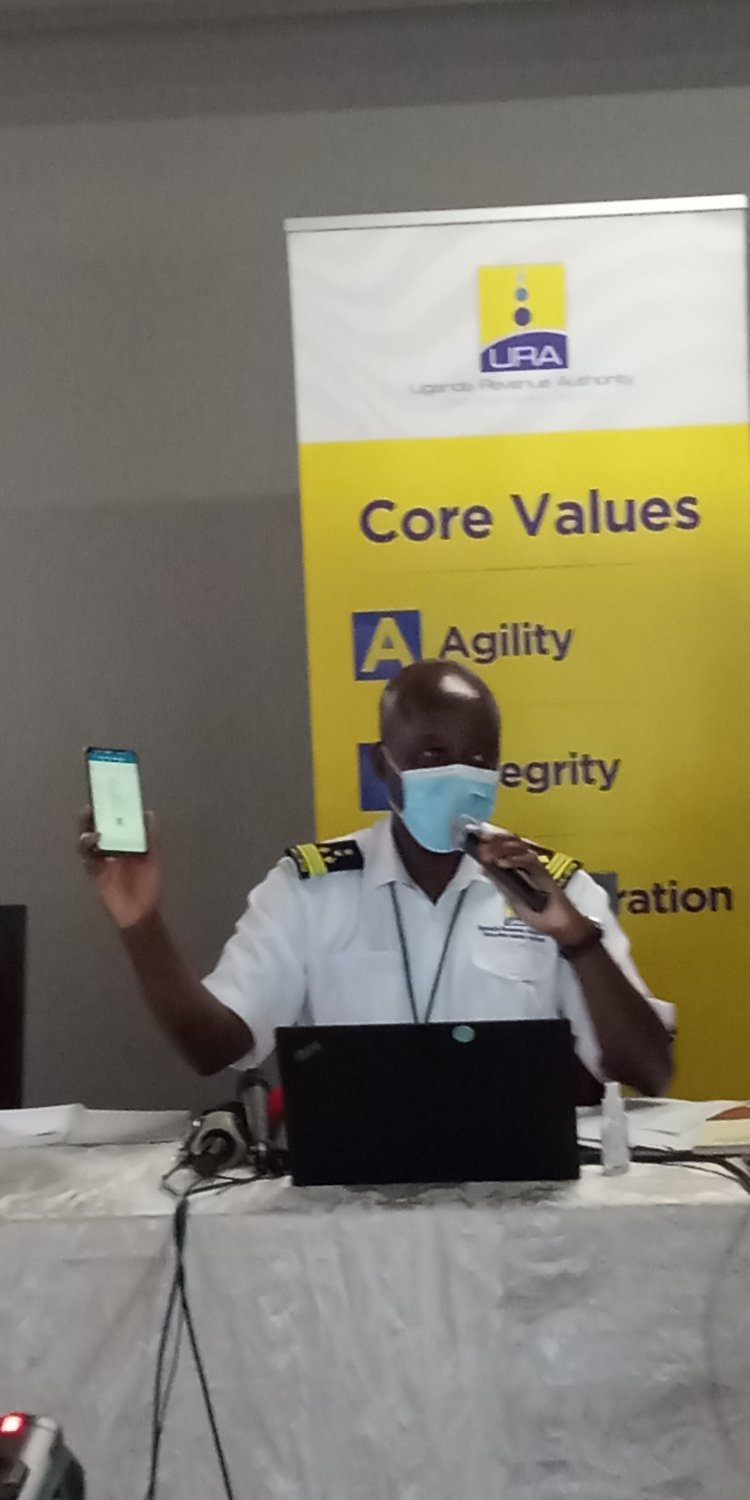 URA to enforce e-invoices, e-receipts solutions in January 2021 after 6 months grace period.