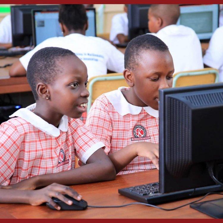 Kampala Parents School online classes enrolled more students.