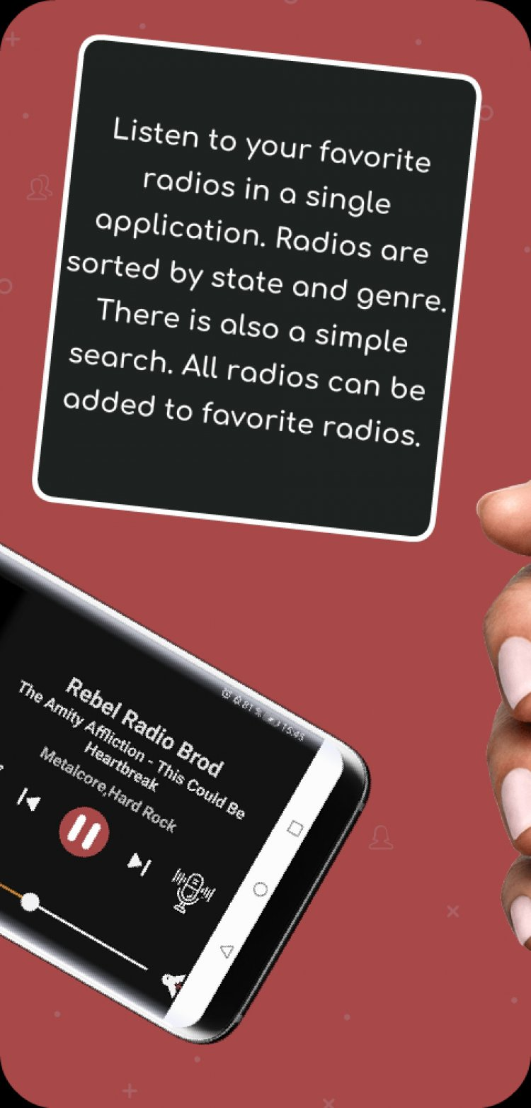 Jori Techs updates YoRadio App with many exciting features like recording, New UI, Sleep mode and many more
