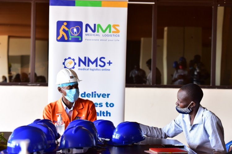 National Medical stores to digitalise health supply chain to enhance transparency.