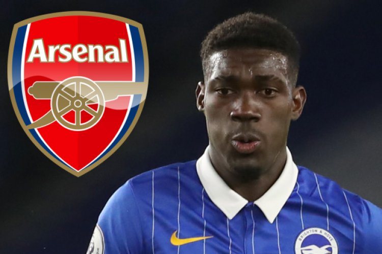 'Signing confirmed!' - Arsenal fans in transfer meltdown after spotting Yves Bissouma 'hint'