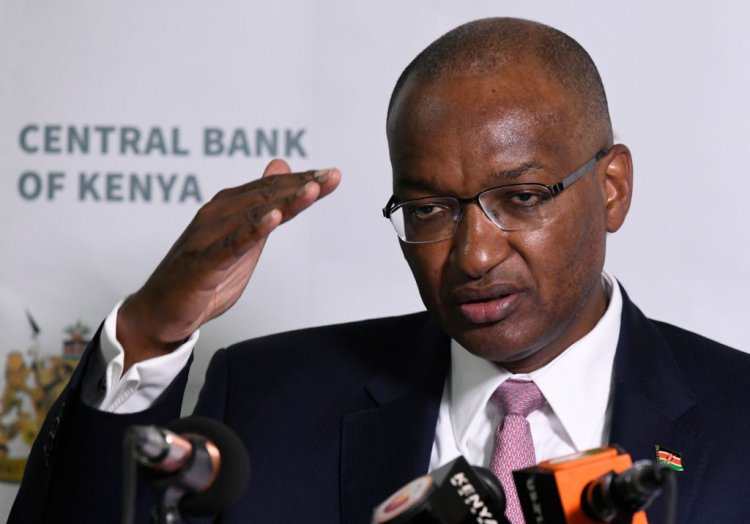 Governor CBK  Njoroge has advised the banking sector to balance innovation with good governance to thrive in the 4IR