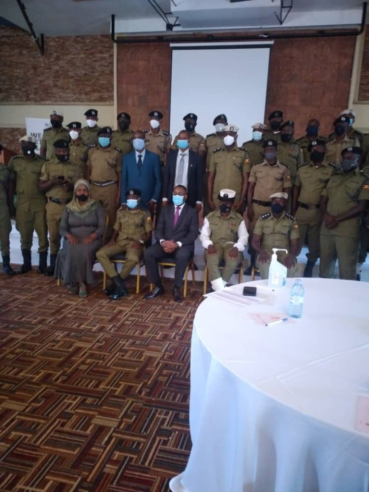 Experts train police commandants on effective response to needs of road crash victims & motor 3rd party claim compensation